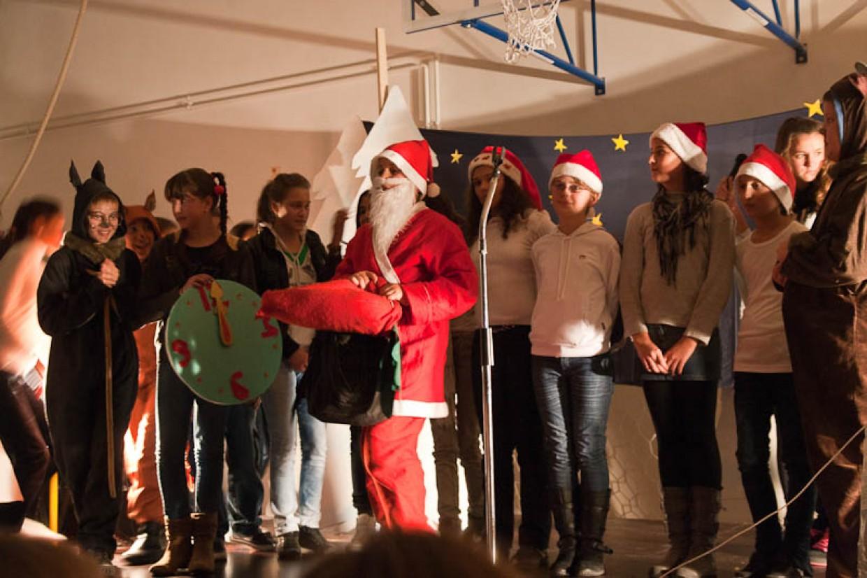 Božićna predstava – 2010
