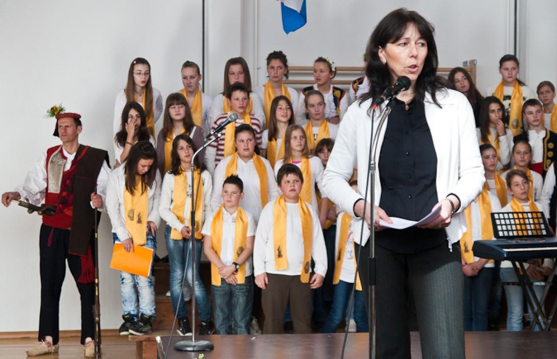 Vjeronaučna olimpijada za osnovnu školu na nadbiskupijskoj razini 2011
