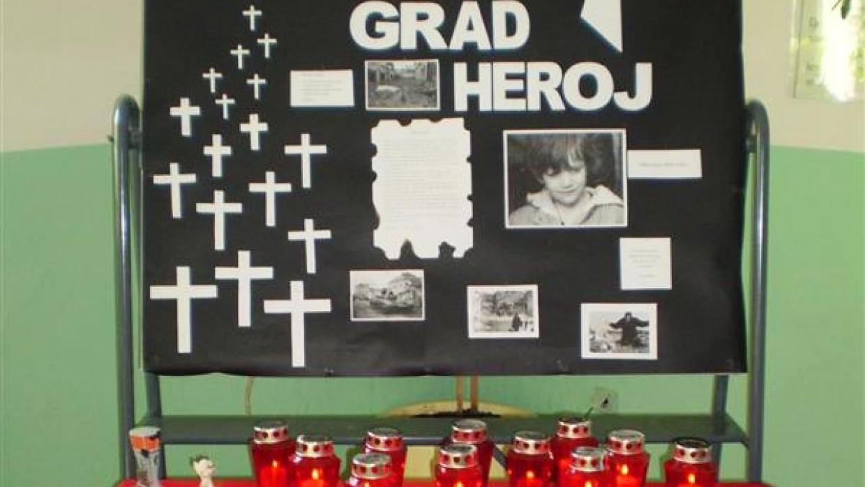 Dan sjećanja na pad Vukovara 1991.
