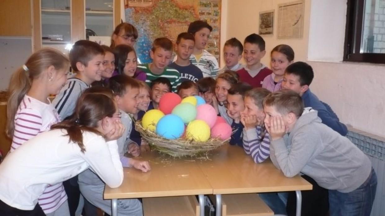 Uskrsni zečići u akciji!