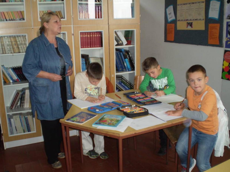 Mjesec hrvatske knjige 15.listopada- 15.studenog