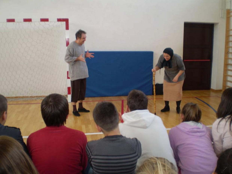 Kazališni studio u našoj školi