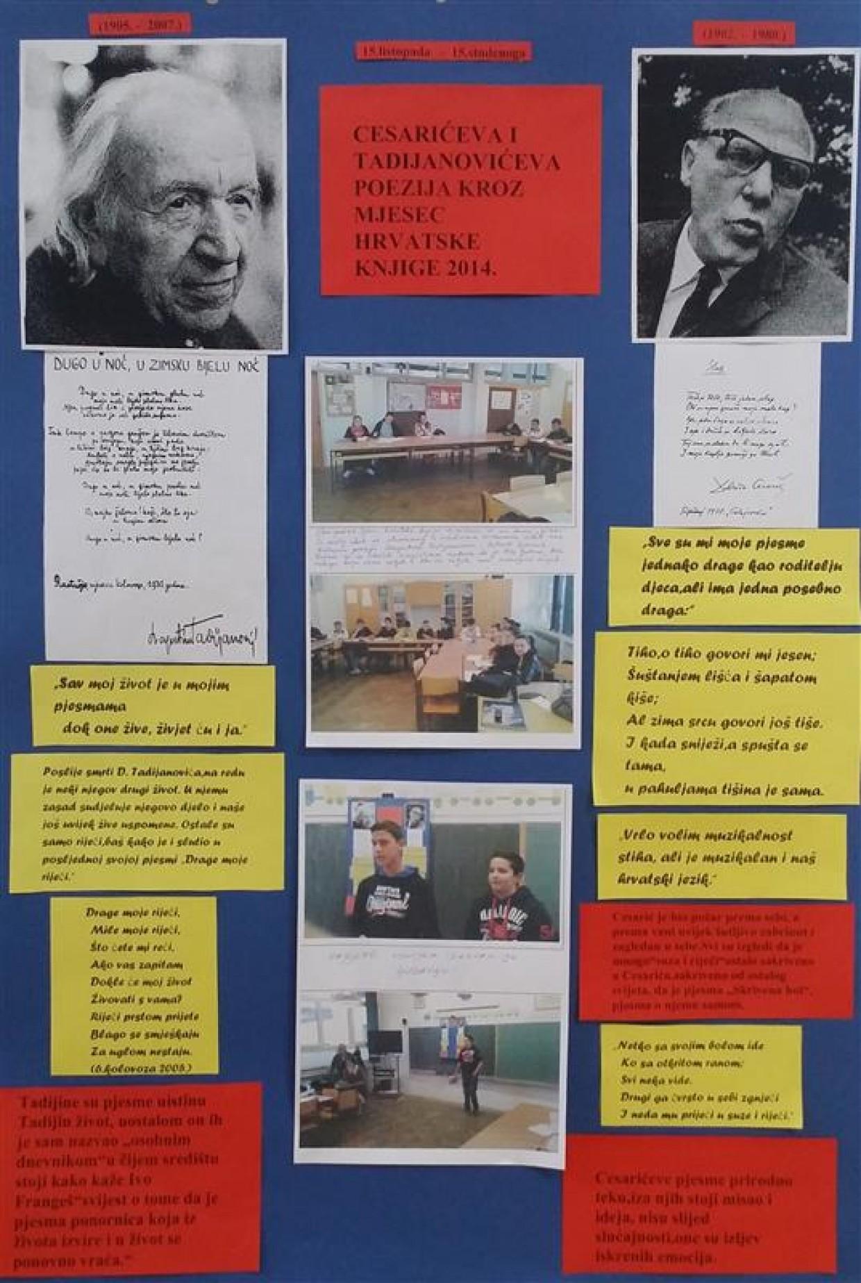 Mjesec hrvatske knjige u znaku ljubavi