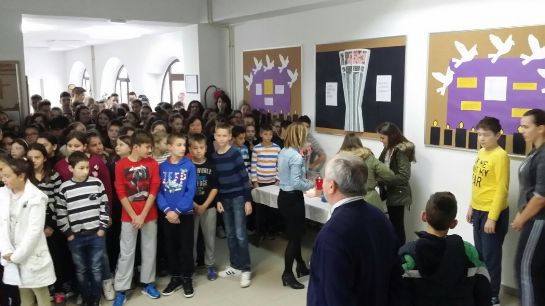 Obilježavanje dana pada Vukovara