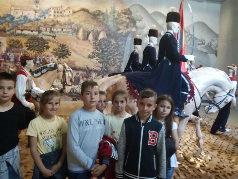 Međunarodni dan muzeja i PŠ Gljev