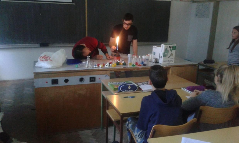 Festival znanosti – Čime se bavi kemija?