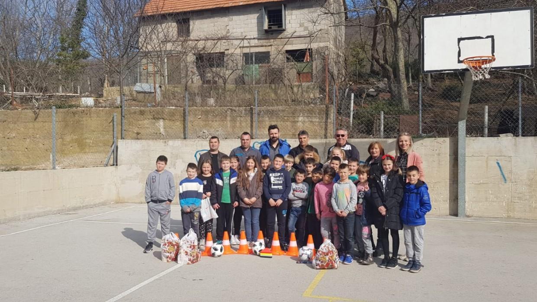 Donacija NK Čaporice
